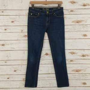 DL1961 Jeans Angel Mid Rise Skinny Ankle 27